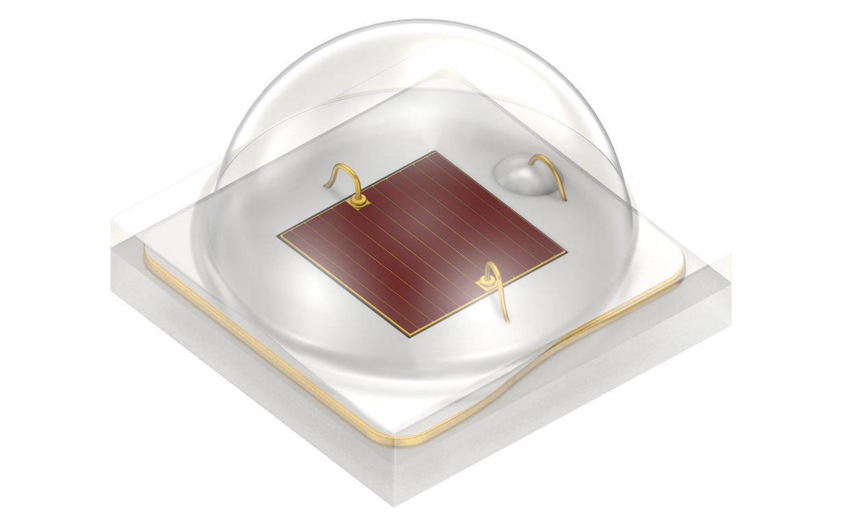 欧司朗凭借新一代的Oslon Square超红光拓展了旗下植物照明的LED产品系列。