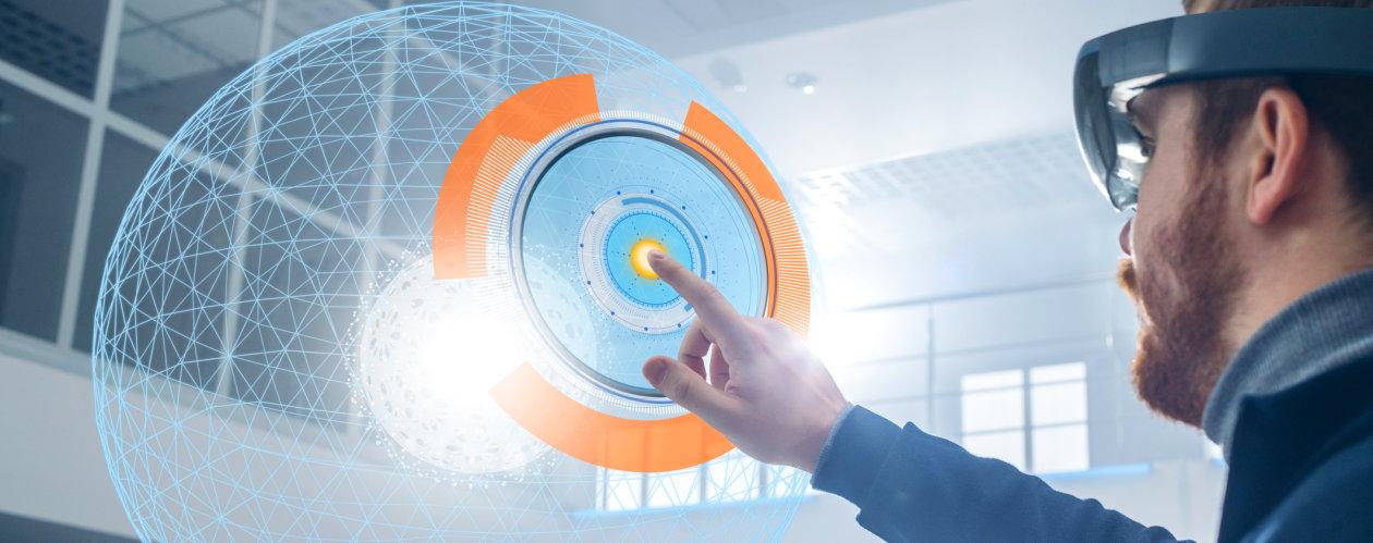 精确的眼动追踪系统对高质量的增强现实和虚拟现实解决方案具有重要意义
