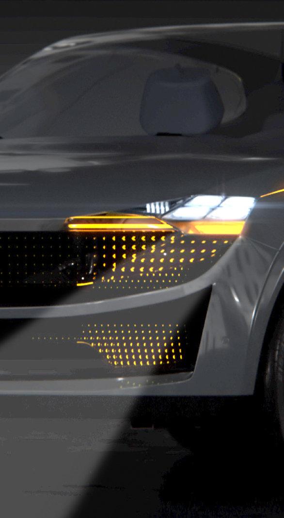 Automtoive Exterior - standard low beam / high beam