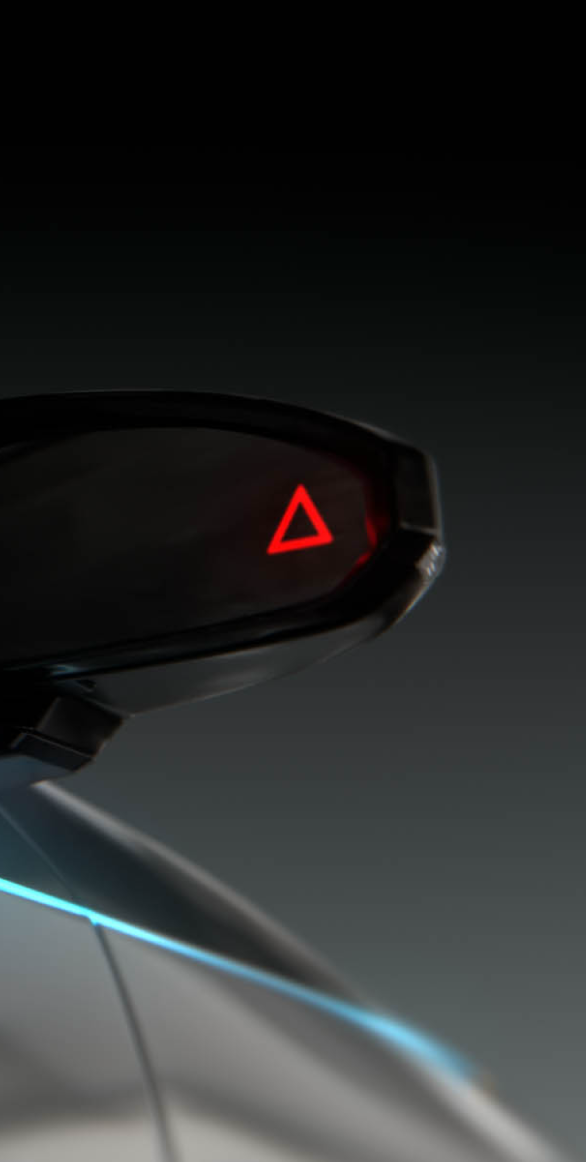 Automotive Exterior - mirror Applications