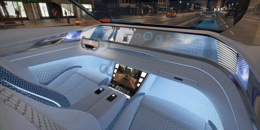 Automtoive Interior - Mirror Applications