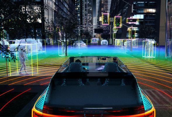激光雷达自动驾驶技术