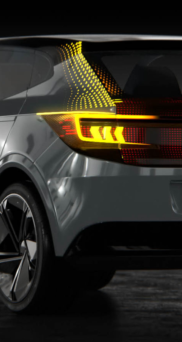Automotive Exterior - Turn indicator
