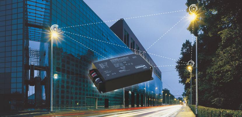 从智慧路灯到智慧城市的户外路灯升级方案