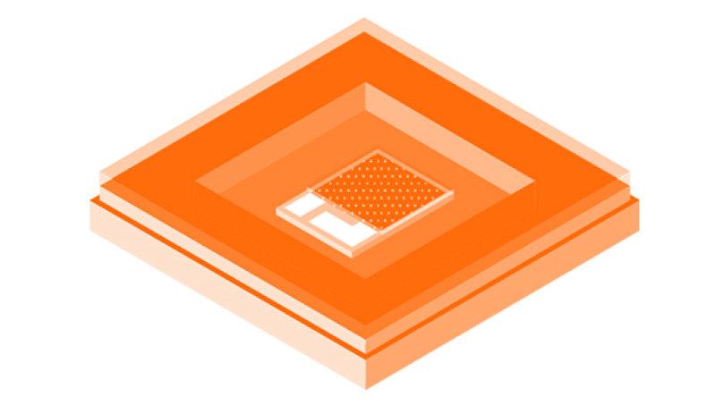 UV-C 封装原型