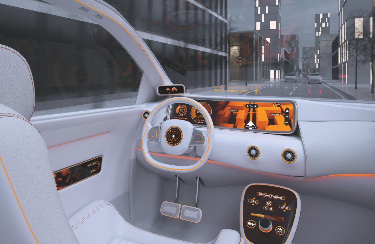 Automotive Interior Applications