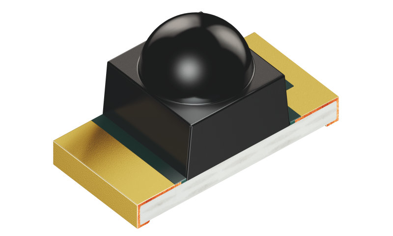 CHIPLED® with lens SFH 4059