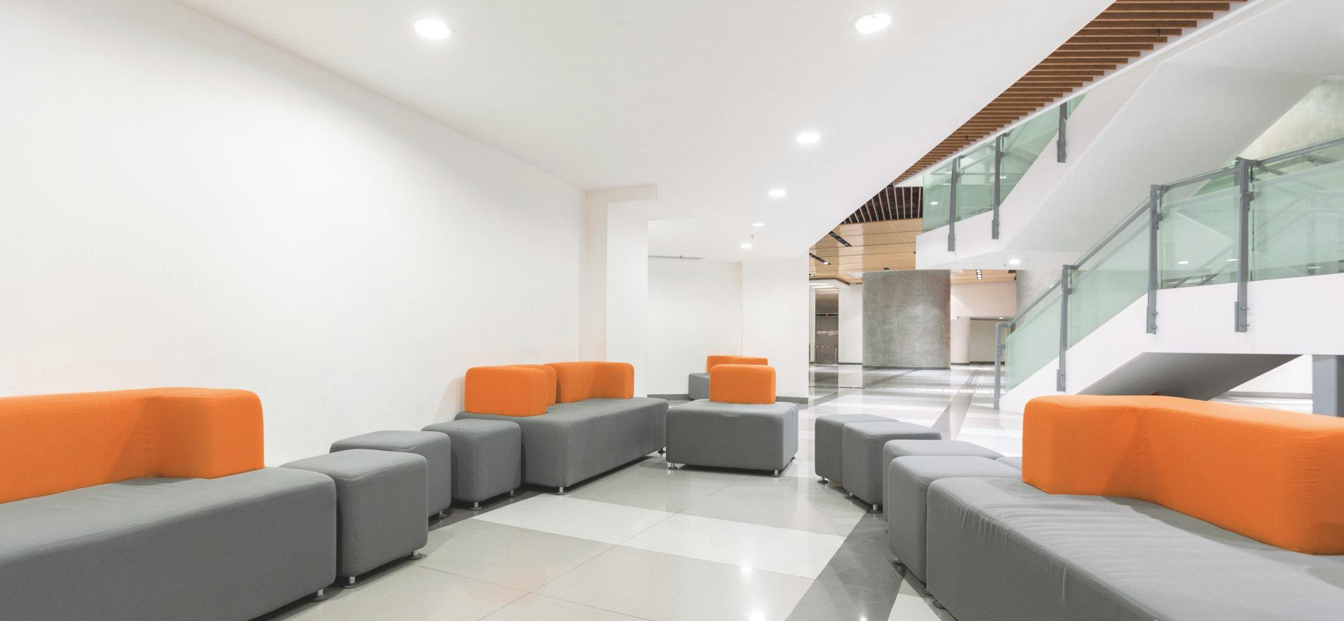 欧司朗专业办公室照明系统解决方案