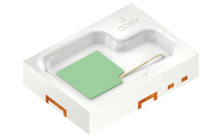 Synios SFH 4776 尺寸小巧紧凑,可以安装到智能手机中实现食品和药品分析。