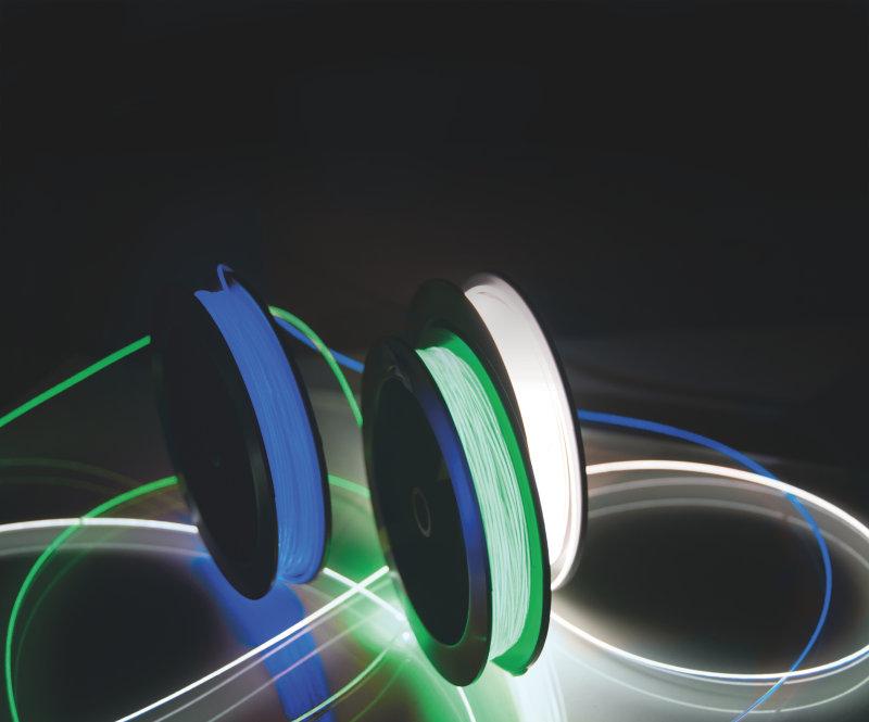 激光器和光纤