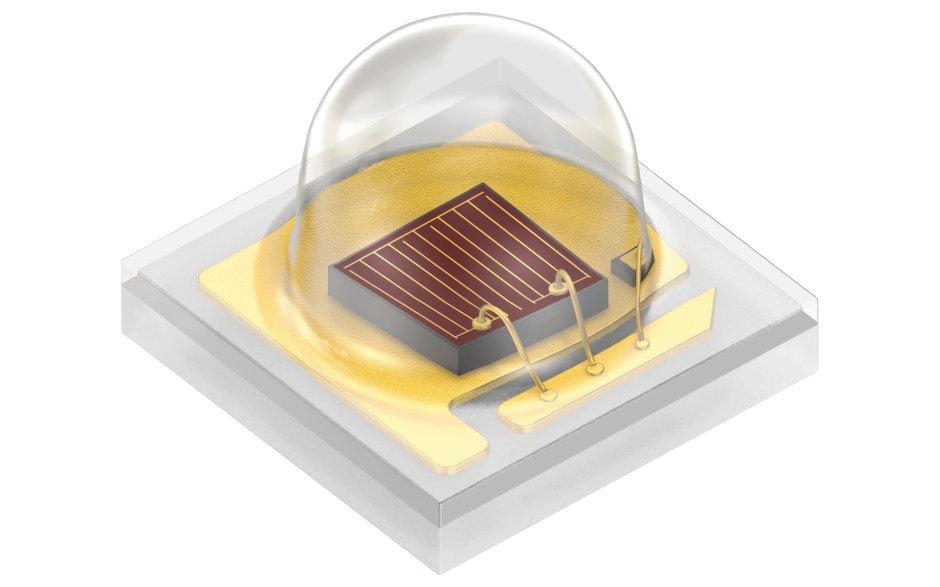 用于 Infinite Harvest 农业照明装置的两款 Oslon 产品系列 LED:Oslon SSL 660 nm(超红光)