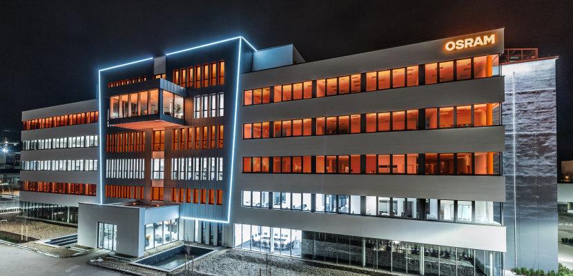 OSCONIQ® S 3030 办公照明 (OSRAM Office Regensburg)