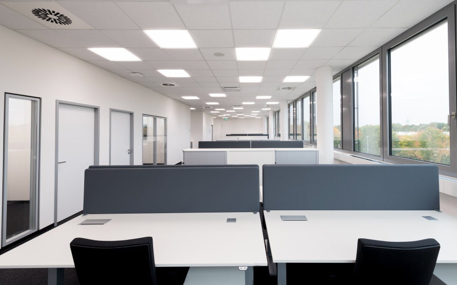 """""""以人为本的照明""""这一开创性理念,针对解决人类生物节律对照明的需求并改善工作环境。"""
