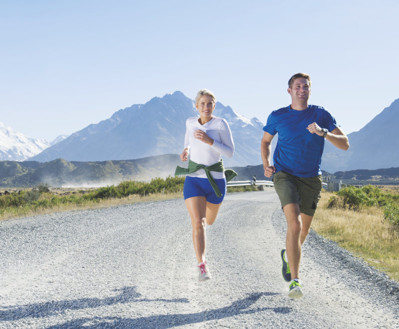 健康监测和健身追踪