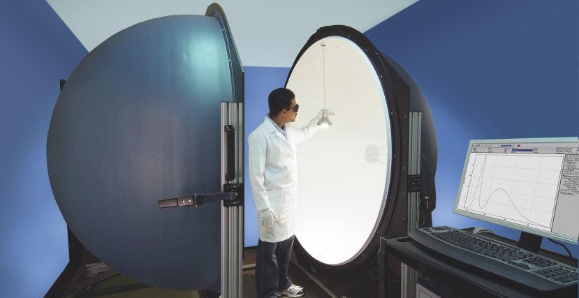 欧司朗光电半导体提供检测设备和专业工程技术协助您测评 LED 设计性能。