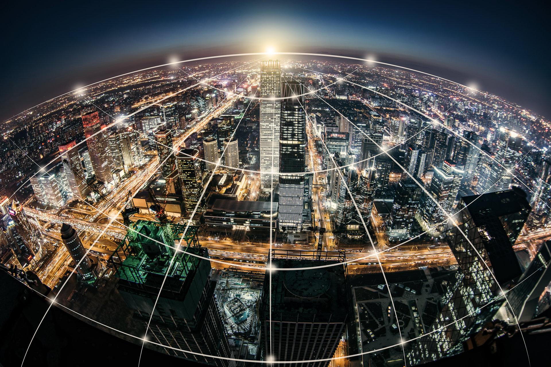 智慧城市中央管理平台