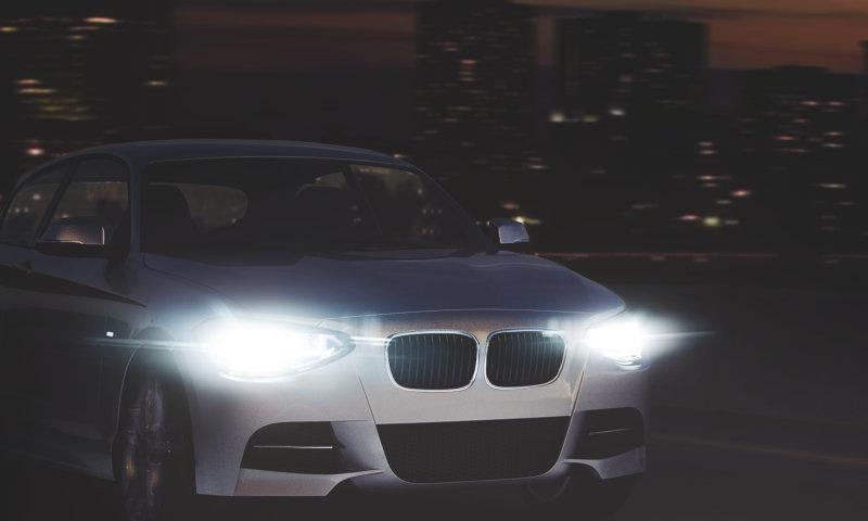 创新车头灯技术