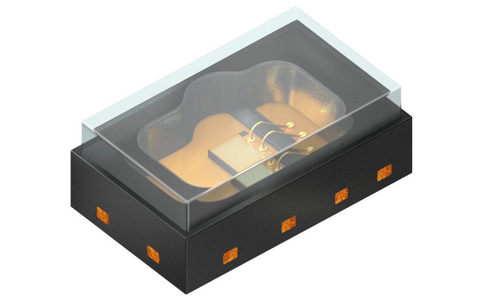 欧司朗光电半导体在最新 Bidos 系列产品中推出其首款 VCSEL。VCSEL 将 LED 和激光器的突出技术优势完美结合。