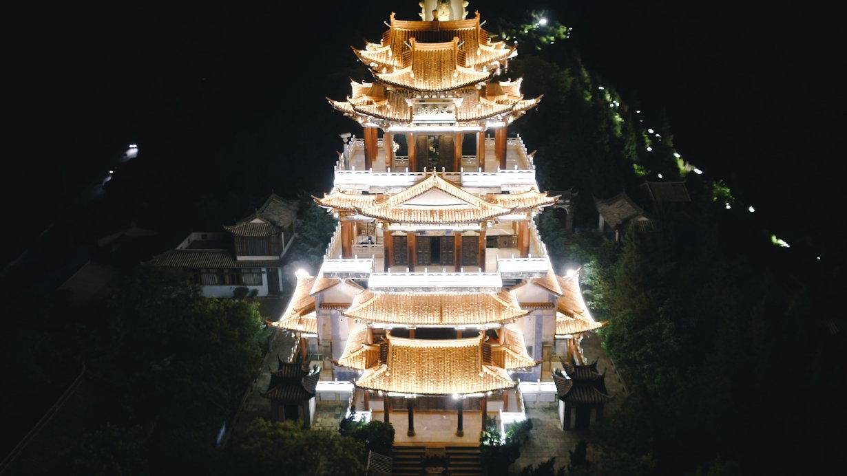 中国项目一览 - 大理市照明提升PPP项目