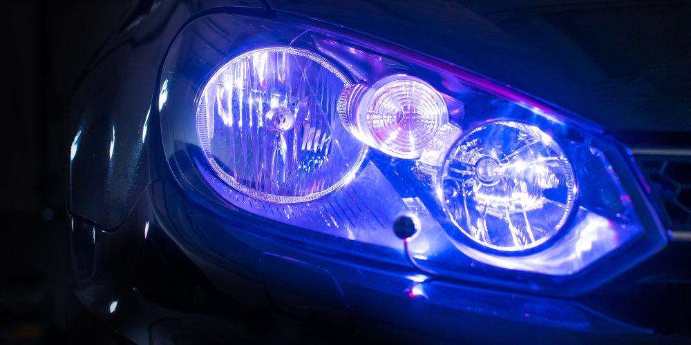 LEDambient PULSE CONNECT蓝光