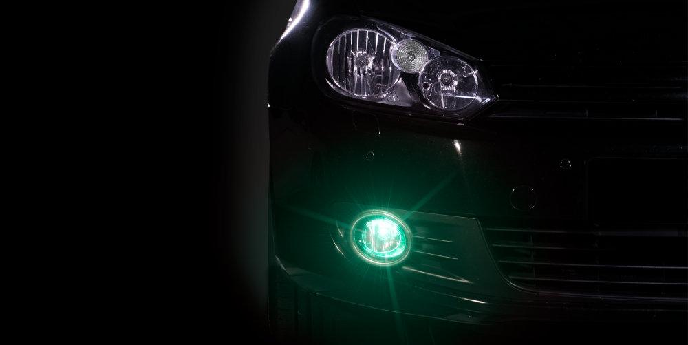 LEDambient HYBRID CONNECT绿光