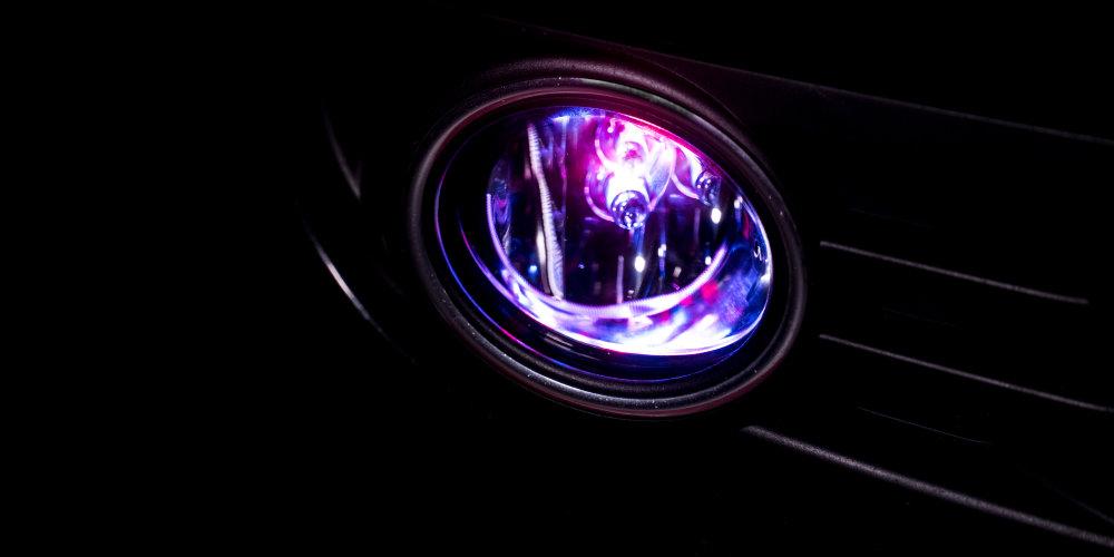 LEDambient HYBRID CONNECT紫光
